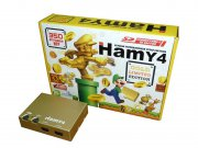 Hamy 4 SD (350-in-1) Mario Gold Limited Edition